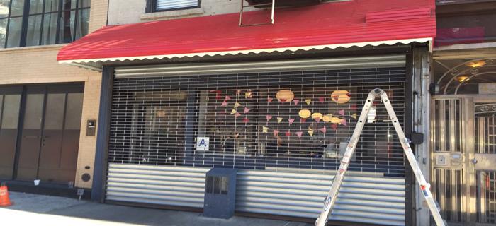 Commercial Gate New York