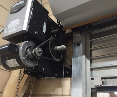 Gate motor new york matalonco garage doors for Roll up garage door motors